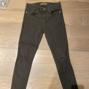 Rebecca Minkoff mid rise Thompson jeans
